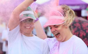 Fundraise for Us - Colour Run