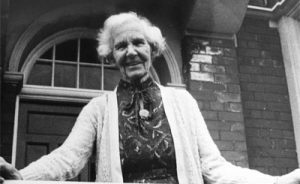 Alice Bendle, Hospice Founder