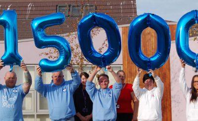 Miles for Men £15,000