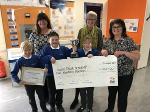 2018-19 Bright Sparks Winners | Eldon Grove Academy, Hartlepool