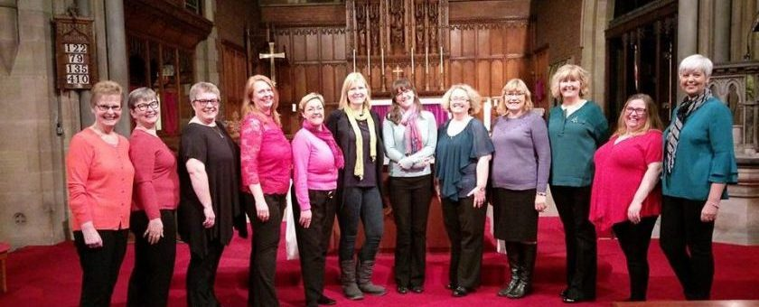 Coral Interlude Ladies Choir