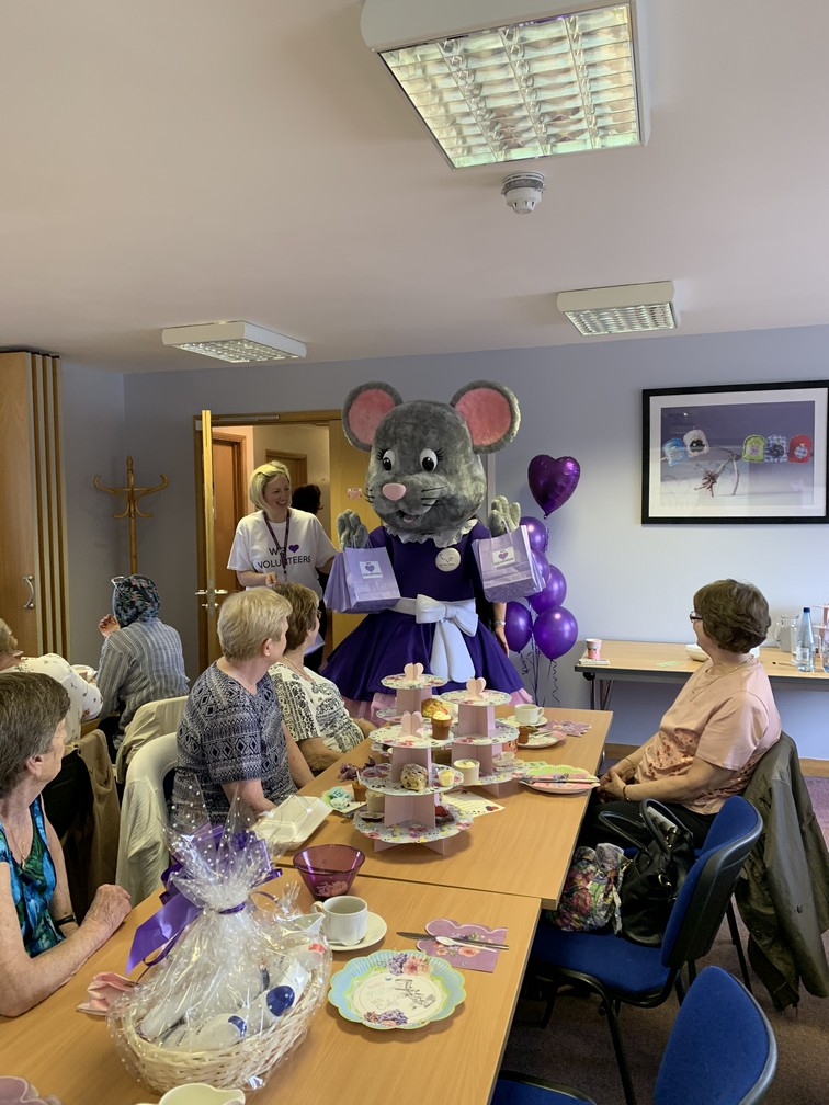 Alice House Hospice | Volunteers Afternoon Tea, 2019 - Alice House
