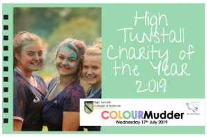 High Tunstall School Charity of the Year 2019