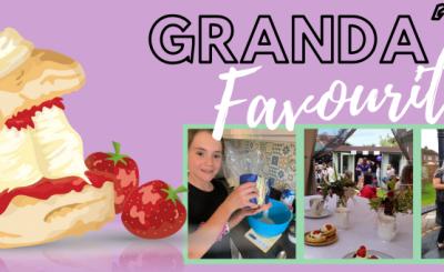 Grace Martindale - Granda's Favourite