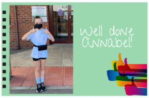 Well Done Annabel