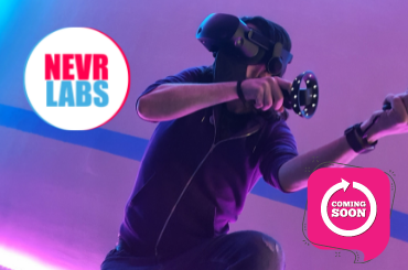 Introducing NEVRlabs a new Virtual Reality venture for Alice House